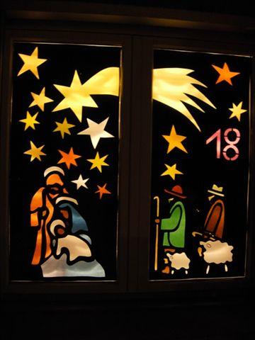 1000 bilder zu living nativity ideas auf pinterest - Fensterbilder transparentpapier ...