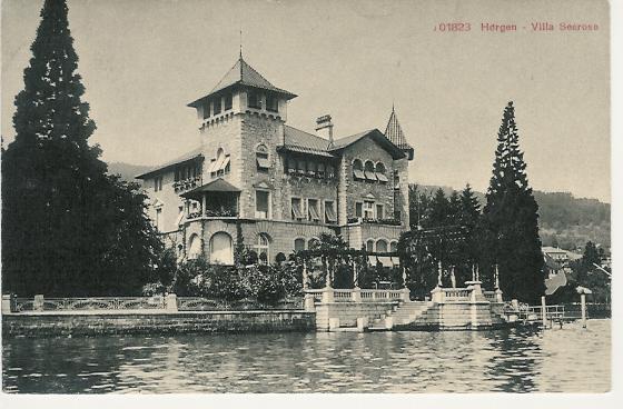 Sekundarschule horgen for Villa rentsch